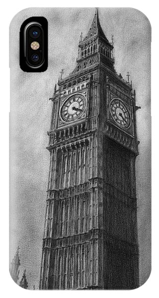 Big Ben London IPhone Case