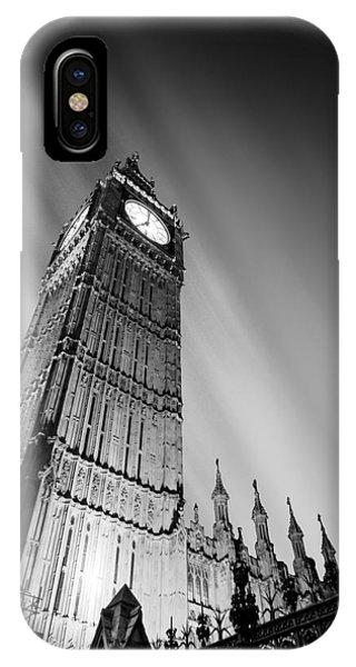 Big Ben iPhone Case - Big Ben London by Ian Hufton