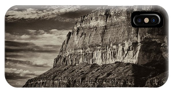 Big Bend Cliffs IPhone Case
