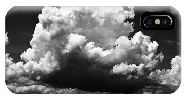 Big Cloud IPhone Case