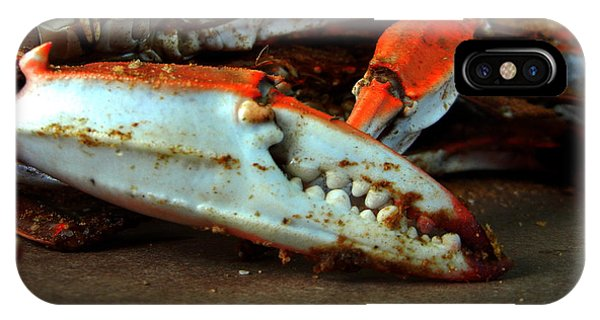 Big Crab Claw IPhone Case