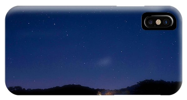 Big Dipper In The Valley Phone Case by Larry Bodinson