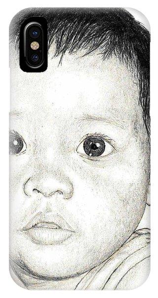 Big Eyes IPhone Case