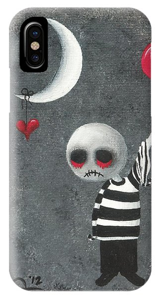 Big Juicy Tears Of Blood And Pain 4.1 IPhone Case