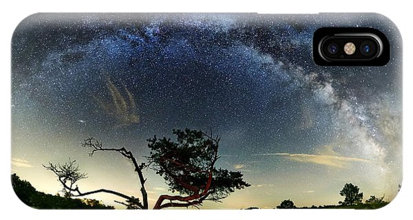 Big Meadows Milkyway  Phone Case by Andrew Fritz