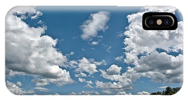 Big Sky IPhone Case