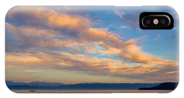 IPhone Case featuring the photograph Big Sky Country by Adam Mateo Fierro
