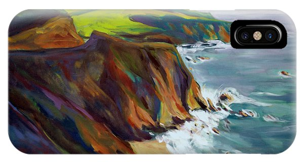 Big Sur 1 IPhone Case