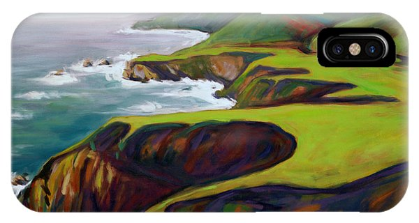 Big Sur 2 IPhone Case