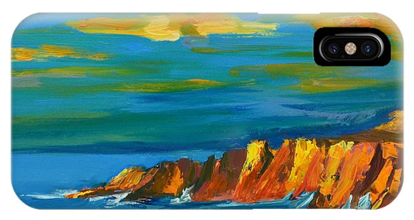 Big Sur At The West Coast Of California IPhone Case