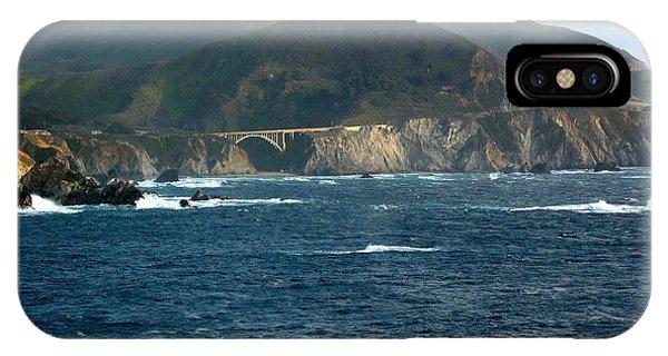 Big Sur Bridge IPhone Case