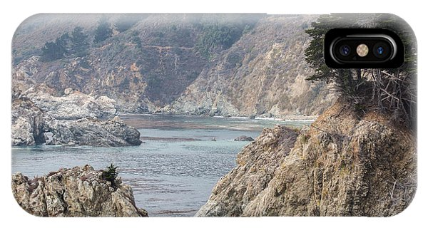 Big Sur Coast B2227 IPhone Case