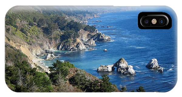 Big Sur Coast Ca IPhone Case
