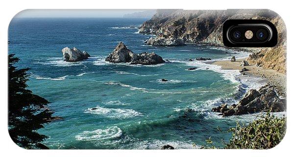 Big Sur Coast From Julia Pfeiffer Burns IPhone Case