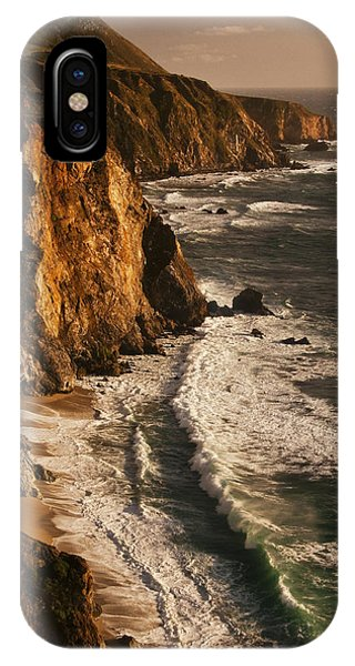 Big Sur Coast IPhone Case