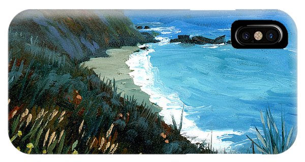 Big Sur Coastline IPhone Case