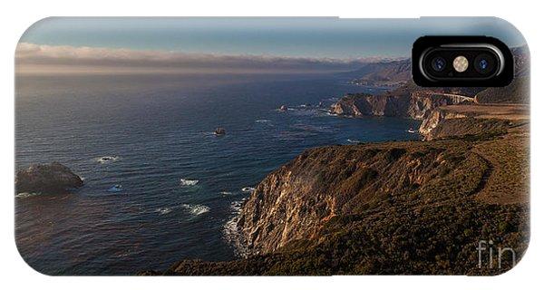 Big Sur Headlands IPhone Case