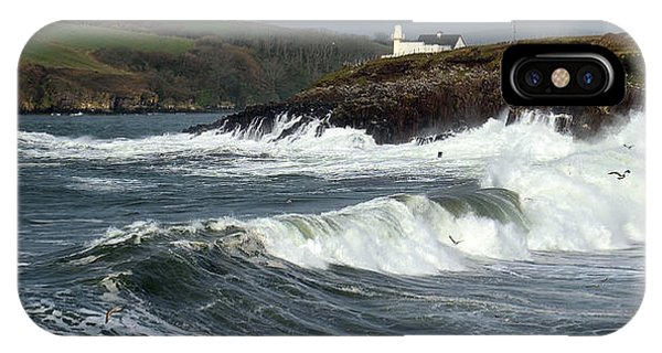 Big Swell In Dingle Bay IPhone Case