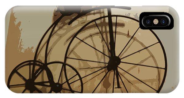 Big Wheel Trike IPhone Case