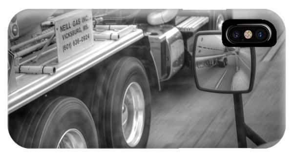 Big Wheels Keep Turning  IPhone Case