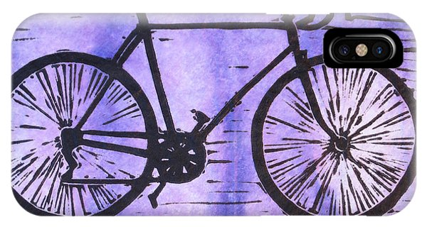 Bike 8 IPhone Case
