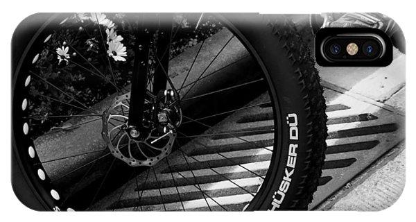 Bike Tire IPhone Case