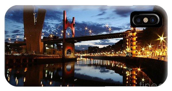 Bilbao 1 IPhone Case
