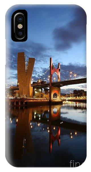 Bilbao 4 IPhone Case