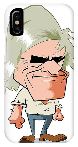 Altruism iPhone Case - Bill Hamilton by Gary Brown/science Photo Library