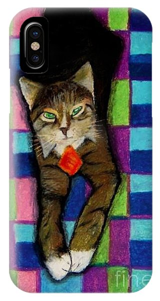 Bill The Cat IPhone Case