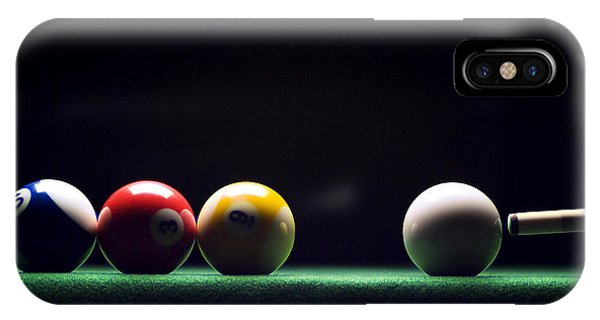 Billiard IPhone Case