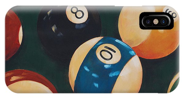 Billiards IPhone Case