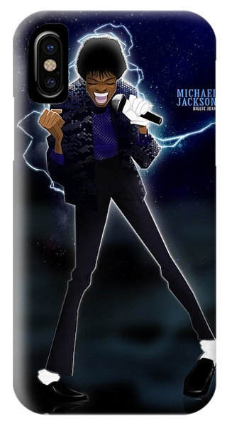 Billie Jean IPhone Case