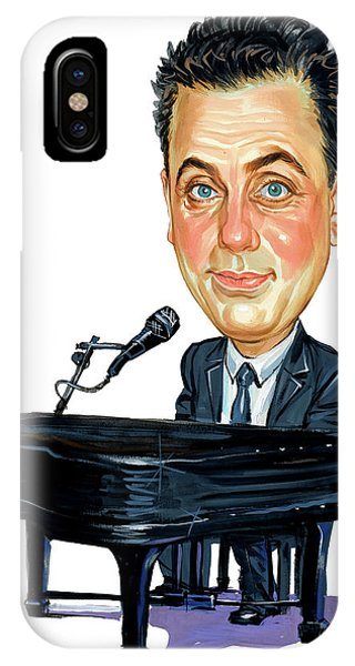 Superior iPhone Case - Billy Joel by Art