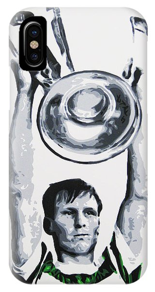 Billy Mcneill - Glasgow Celtic Fc IPhone Case