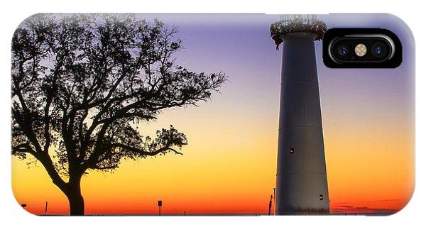 Biloxi Lighthouse IPhone Case