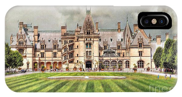 Biltmore House IPhone Case