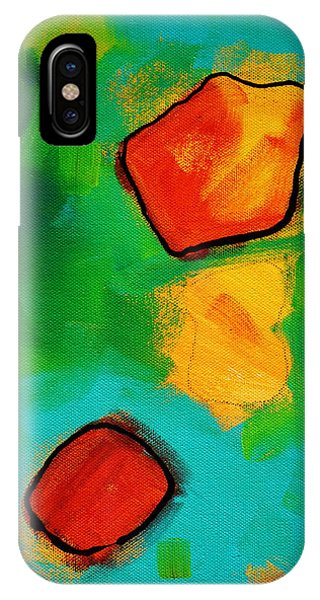 Organic Abstraction iPhone Case - Biology by Nancy Merkle