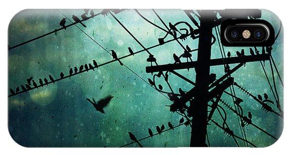 Bird City IPhone Case