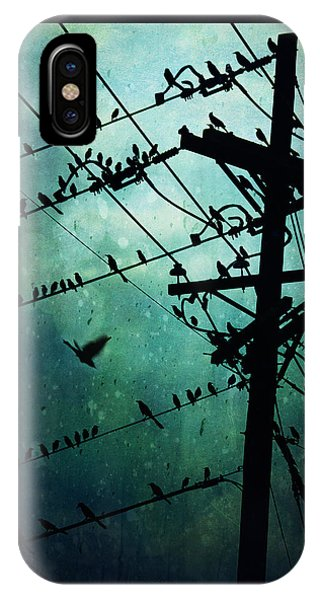 Bird City IPhone Case