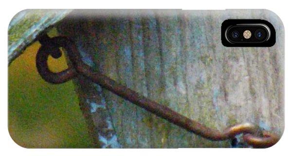 Bird Feeder Locked Memory IPhone Case