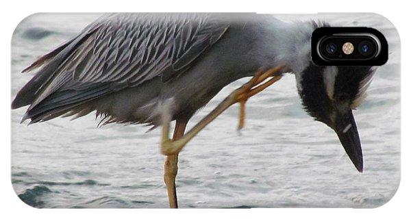 Bird Itch IPhone Case