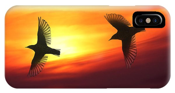 Bird Lovers IPhone Case