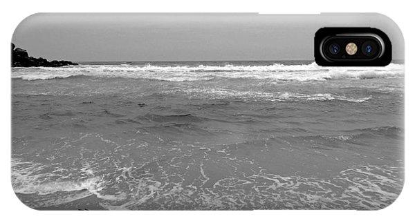 Bird On Kovalam Beach IPhone Case