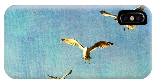 Birds Above IPhone Case
