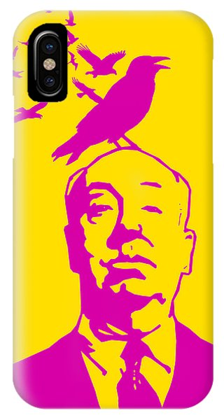 Minimalist iPhone Case - Birdy Poster 3 by Naxart Studio