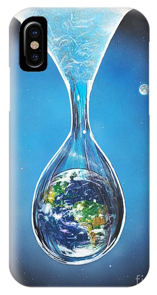 Birth Of Earth IPhone Case
