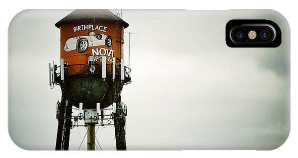 Birthplace Novi Special IPhone Case
