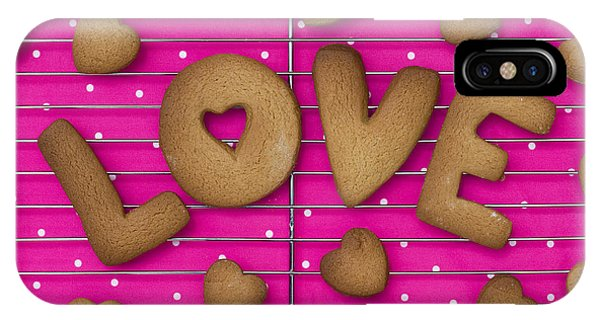 Hot iPhone Case - Biscuit Love by Tim Gainey