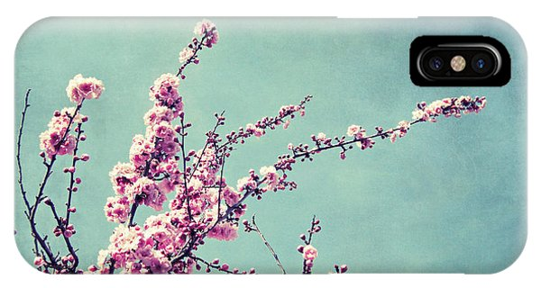 Floral iPhone Case - Bittersweet by Lupen  Grainne